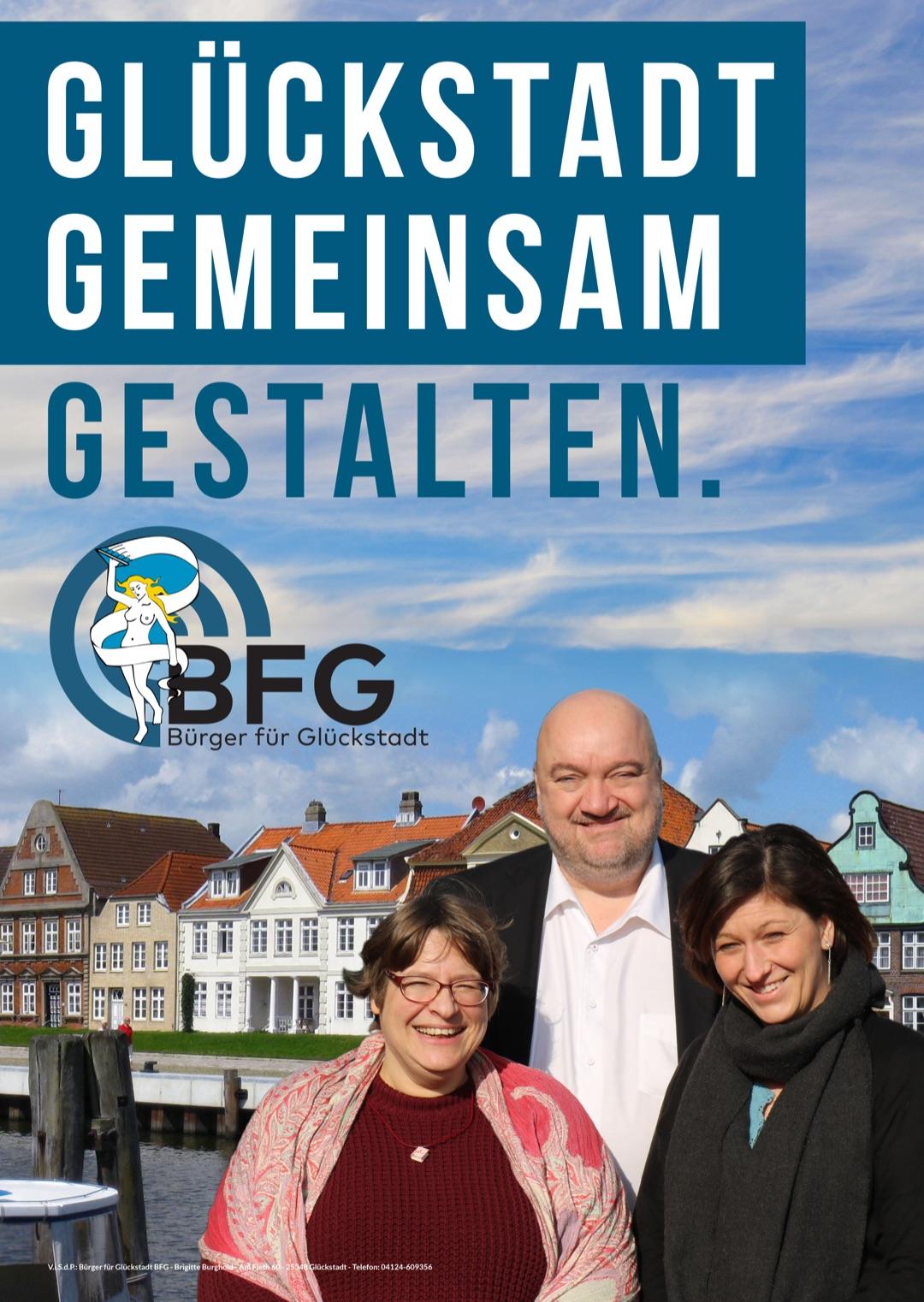 BFG - Glückstadt gemeinsam gestalten